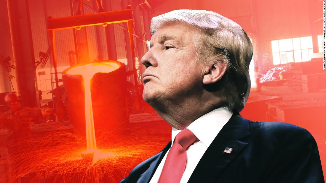 Trump's tariff move shows he flunked economics