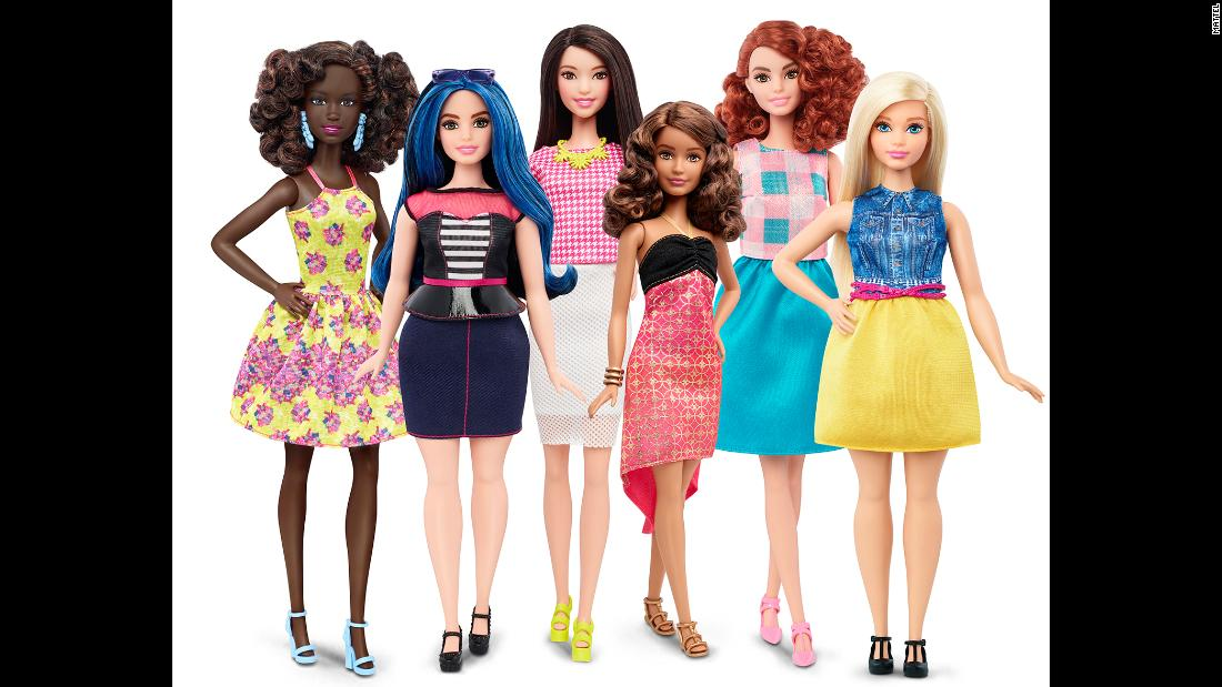 Body image experts are hopeful that a new era will usher in more such body-positive images and attitudes. In 2016, toy manufacturing company Mattel announced the expansion of its Barbie Fashionistas doll line to include three body types -- tall, curvy and petite -- as well as a variety of skin tones and hair styles.