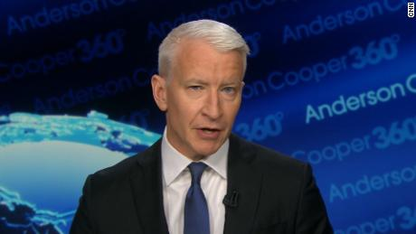 Anderson Cooper KTH 3-2-18