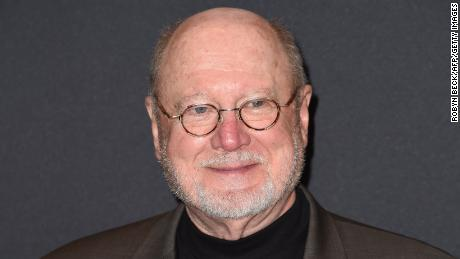 "Actor David Ogden Stiers attends a special screening and panel discussion of ""Beauty and the Beast"" to celebrate the animated film's 25th anniversary, May 9, 2016 at the Academy of Motion Picture Arts and Sciences (AMPAS) in Beverly Hills, California. / AFP / ROBYN BECK        (Photo credit should read ROBYN BECK/AFP/Getty Images)"