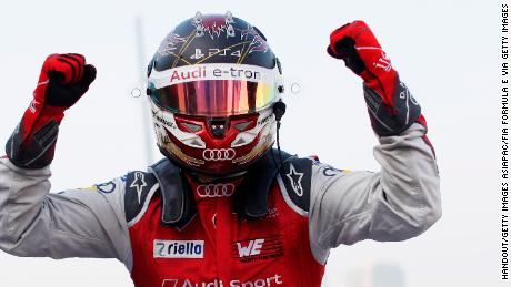 Daniel Abt claimed his maiden Formula E victory in Mexico.