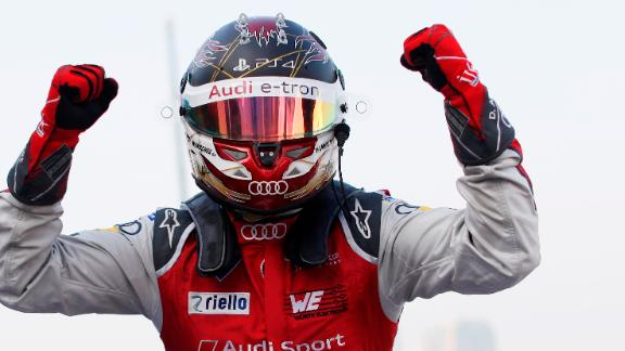 German Daniel Abt claimed his maiden Formula E victory in the circuit