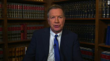 Kasich on 2020 run: All options still open