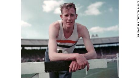 Bannister changed the world of distance running