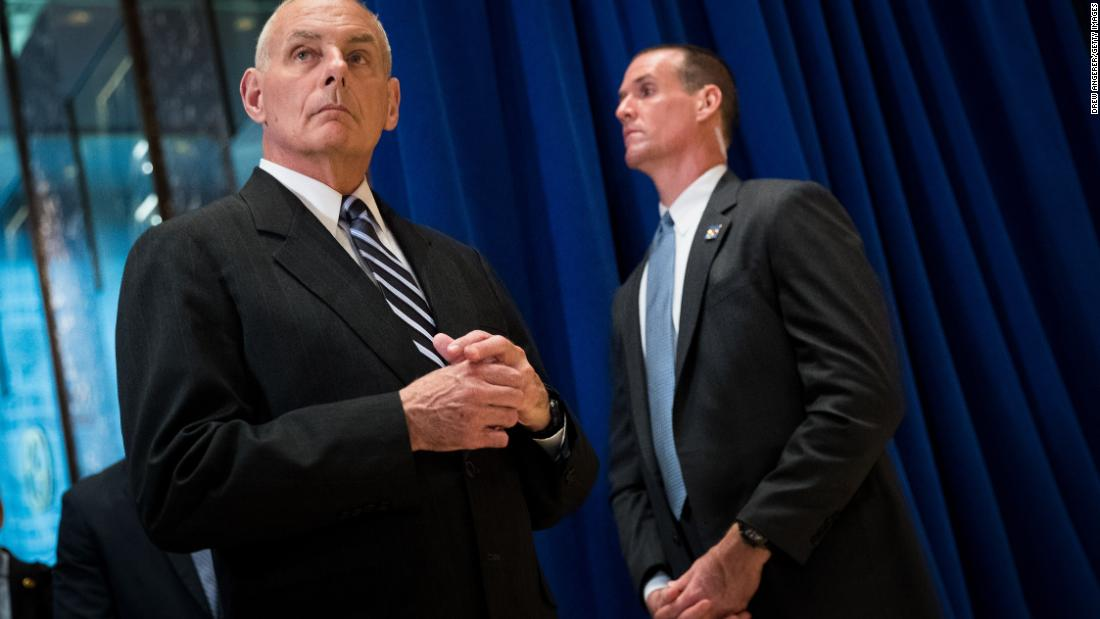 Kelly furious over leak of warning to Trump to not congratulate Putin