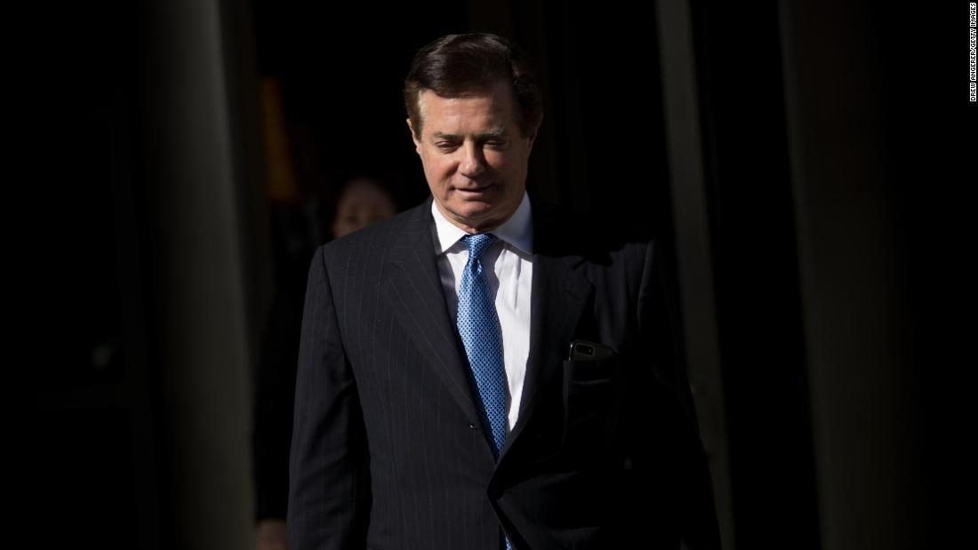 Paul Manafort faces 305 years