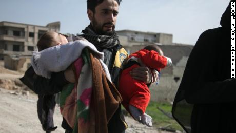 More than 1,000 children killed or injured this year in Syria, UN says