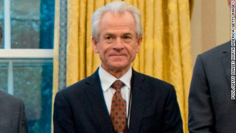 Peter Navarro says 'there's a special place in hell' for Justin Trudeau