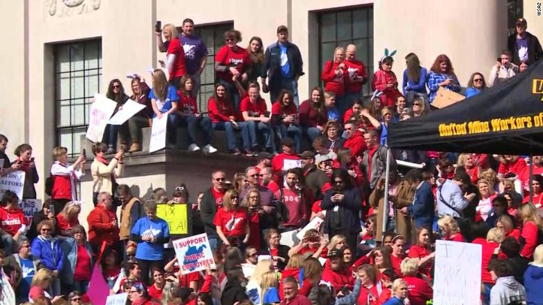 West Virginia lawmakers reach deal on strike