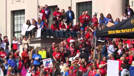 Across the US, teachers protested and won. Now some say lawmakers are retaliating