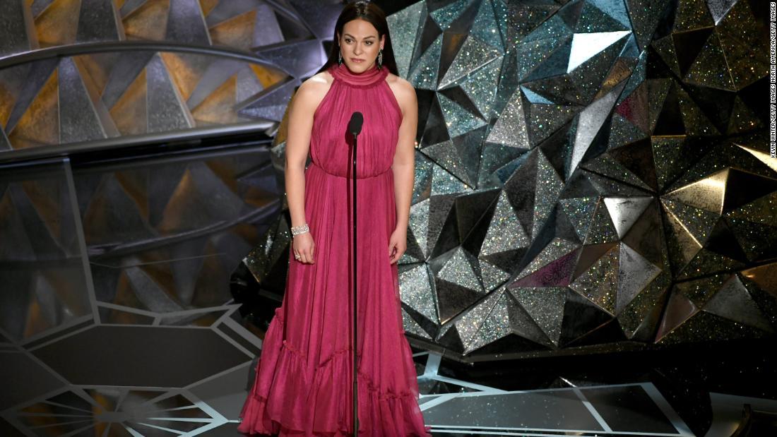 Image result for Daniela Vega Oscars