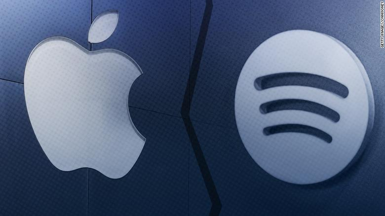 Spotify is beating Apple  Now what?