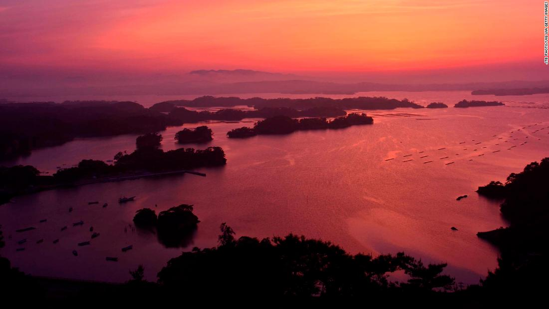 Matsushima: Japan's most scenic views
