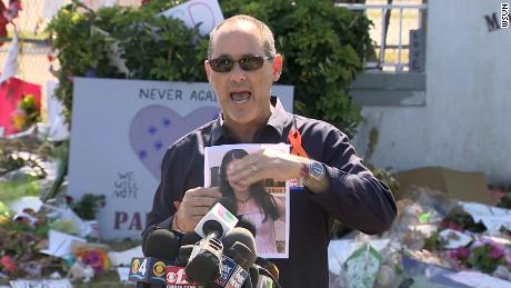 Parents of school shooting victims call on Florida legislature to make schools safe
