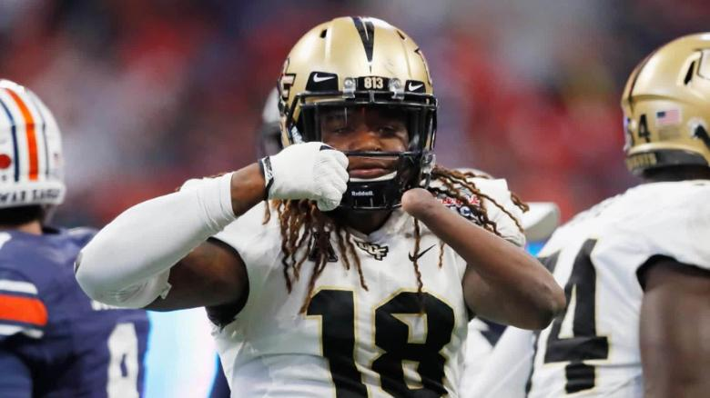 seattle seahawks draft shaquem griffin a one handed player cnn