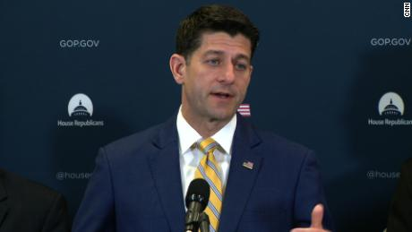 Ryan urges Trump to be 'surgical' on tariffs
