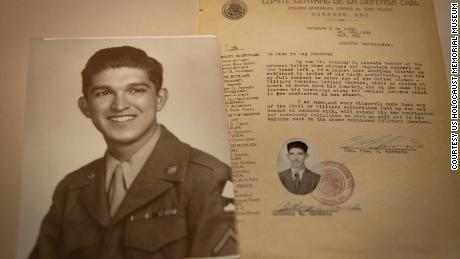 Acevedo said he had an undying love for his country beginning at an early age, and that he was determined to serve his homeland after Pearl Harbor.