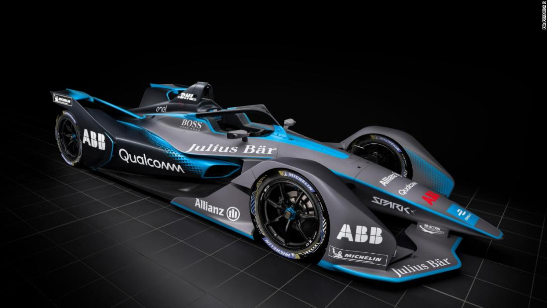 The Gen2, as it's been named, will make its racing debut at the start of the 2018-19 Formula E season.