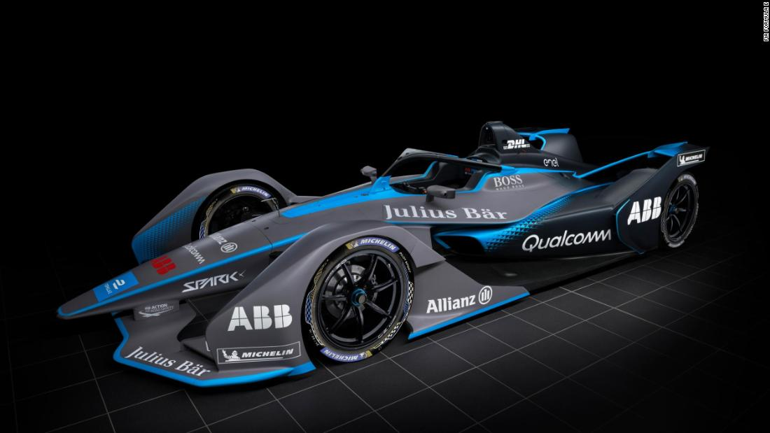 After a digital launch earlier this year, the first physical model was revealed by FIA President Jean Todt and Formula E CEO Alejandro Agag.