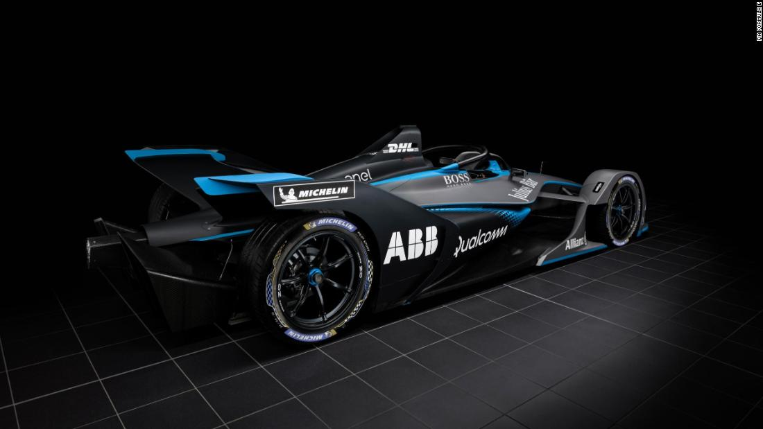The new car will have twice the energy storage of the current car, doubling its range. It means the end of the mid-race car swap that has been a fixture of Formula E since its debut in 2014.