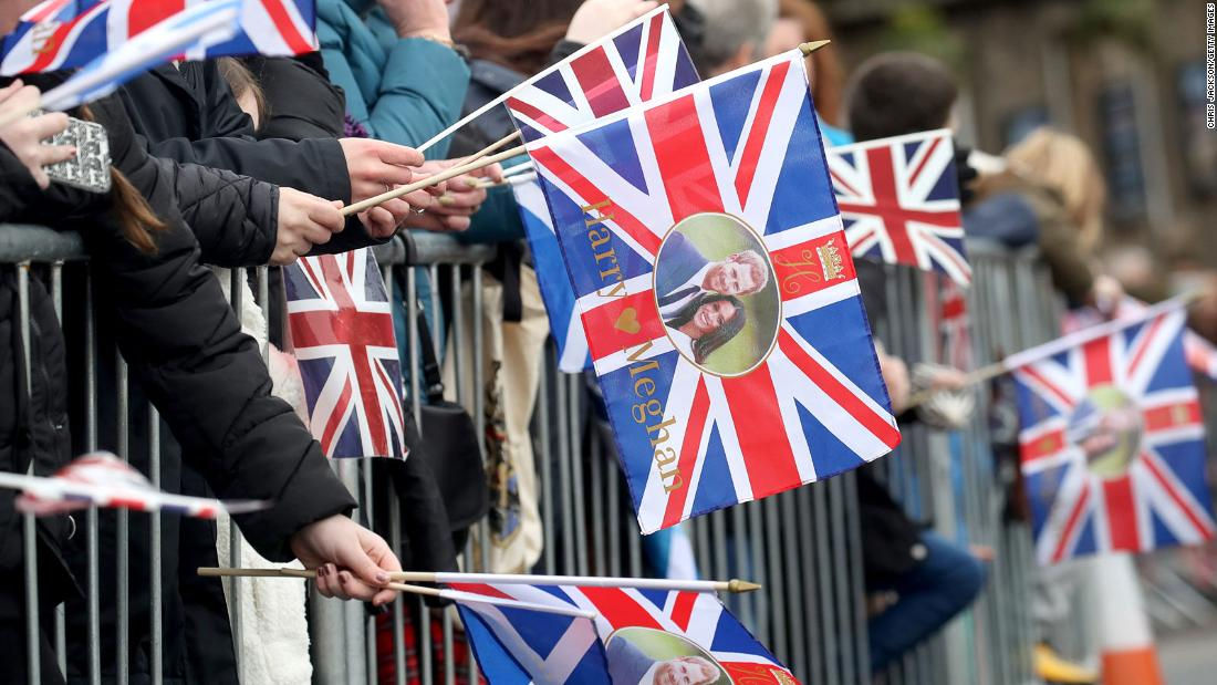 9 ways to celebrate the royal wedding in style