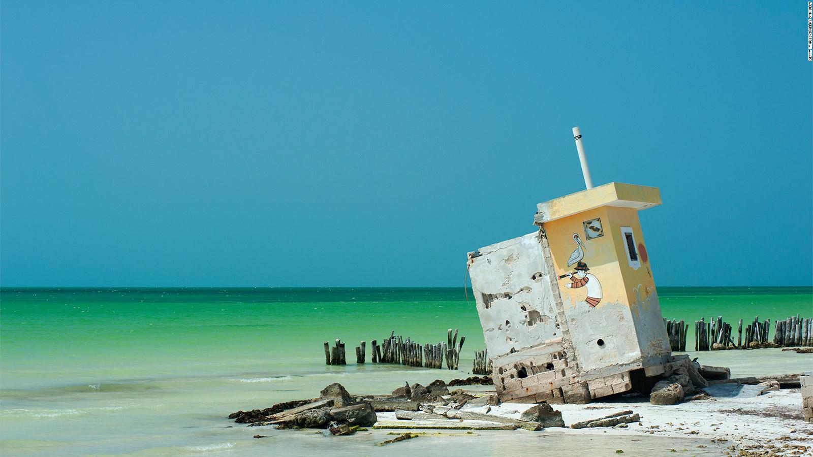 Isla Holbox: Relax at Mexico\'s best barefoot beach | CNN Travel