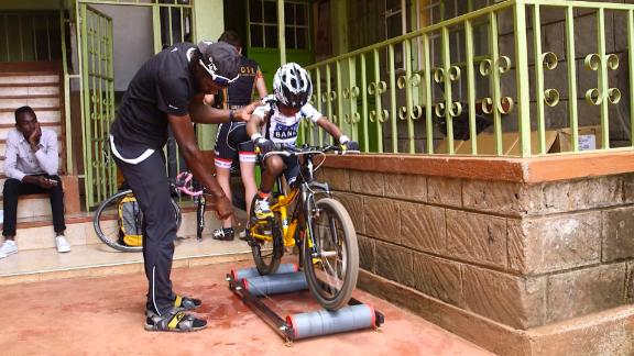 Training the next generation.