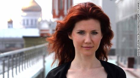 Anna Chapman was among the 10 so-called Russian sleeper agents.