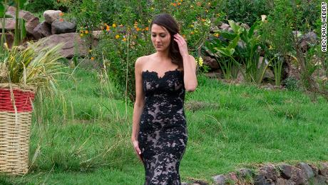 Becca Kufrin on 'The Bachelor' finale