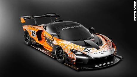 McLaren unveil new Senna-inspired track-only car, worth $1.4 million