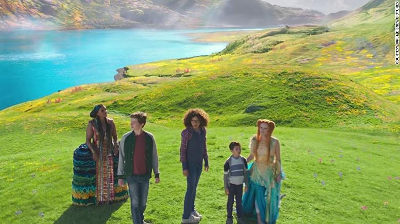 'A Wrinkle in Time' brings YA novel to screen