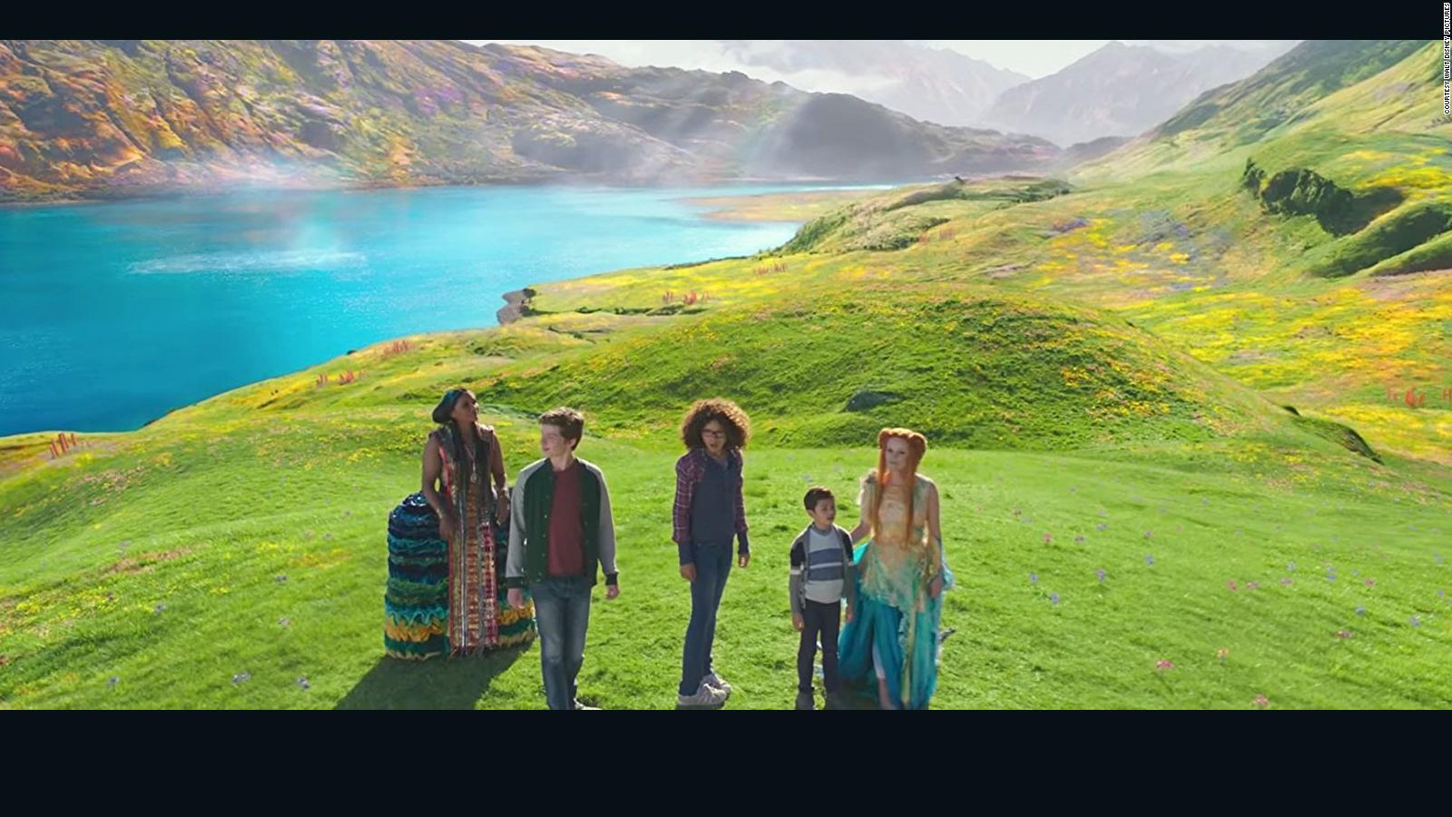 Watching A Wrinkle In Time Is A Political Act Opinion Cnn