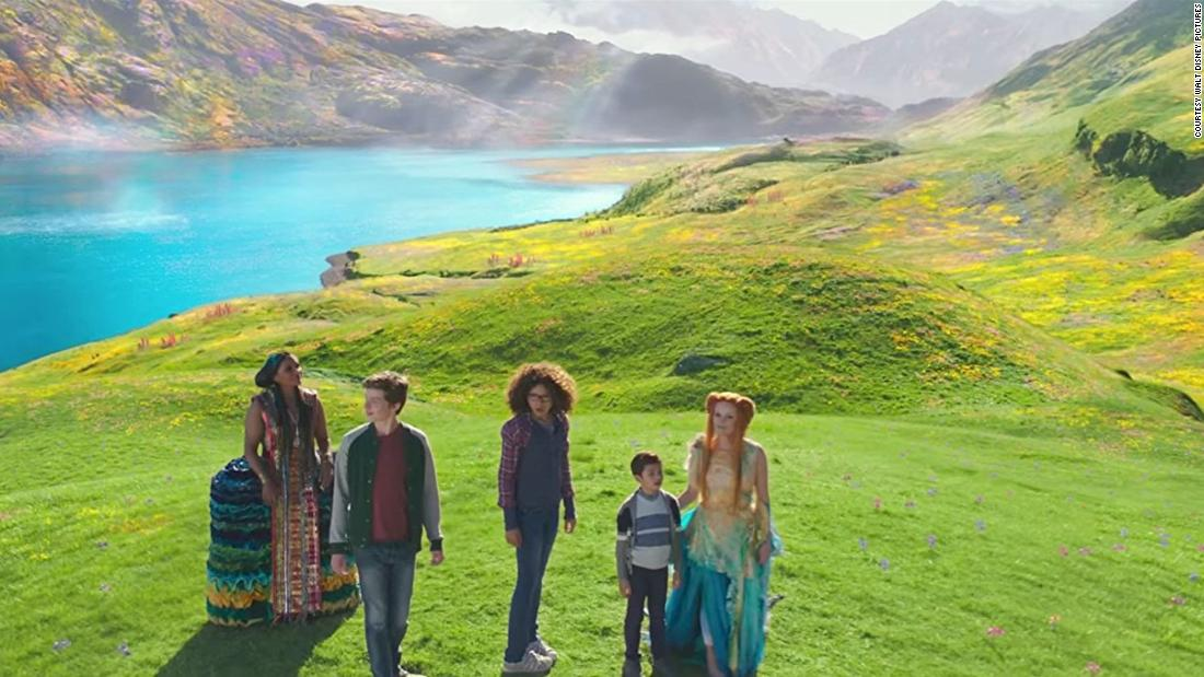 'A Wrinkle in Time' falls short of true magic