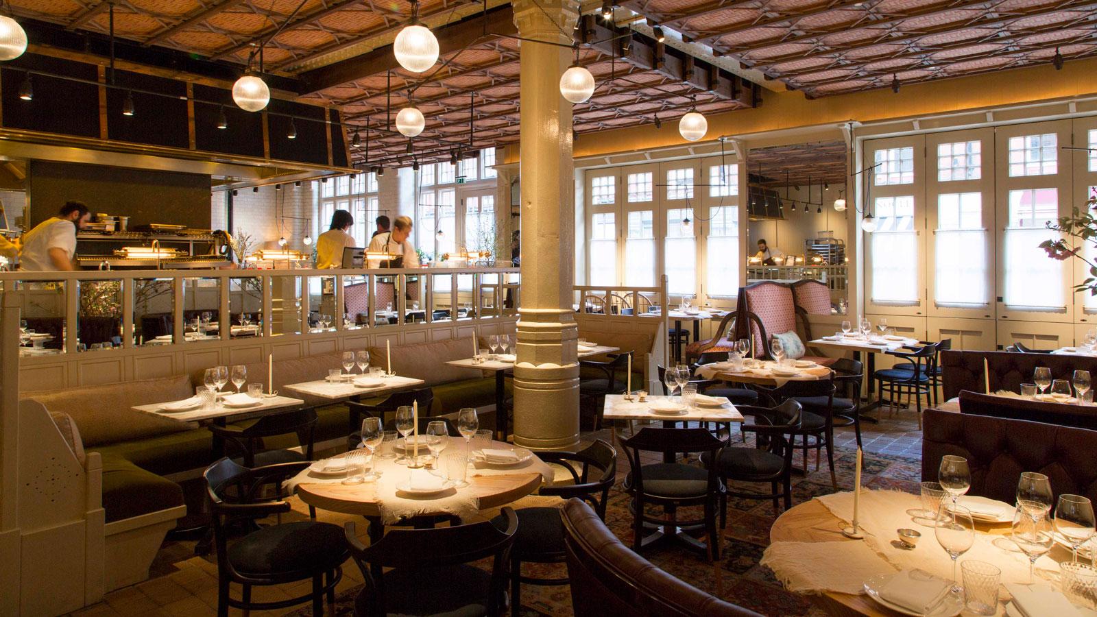 Best London Restaurants According To Lti Cnn Travel