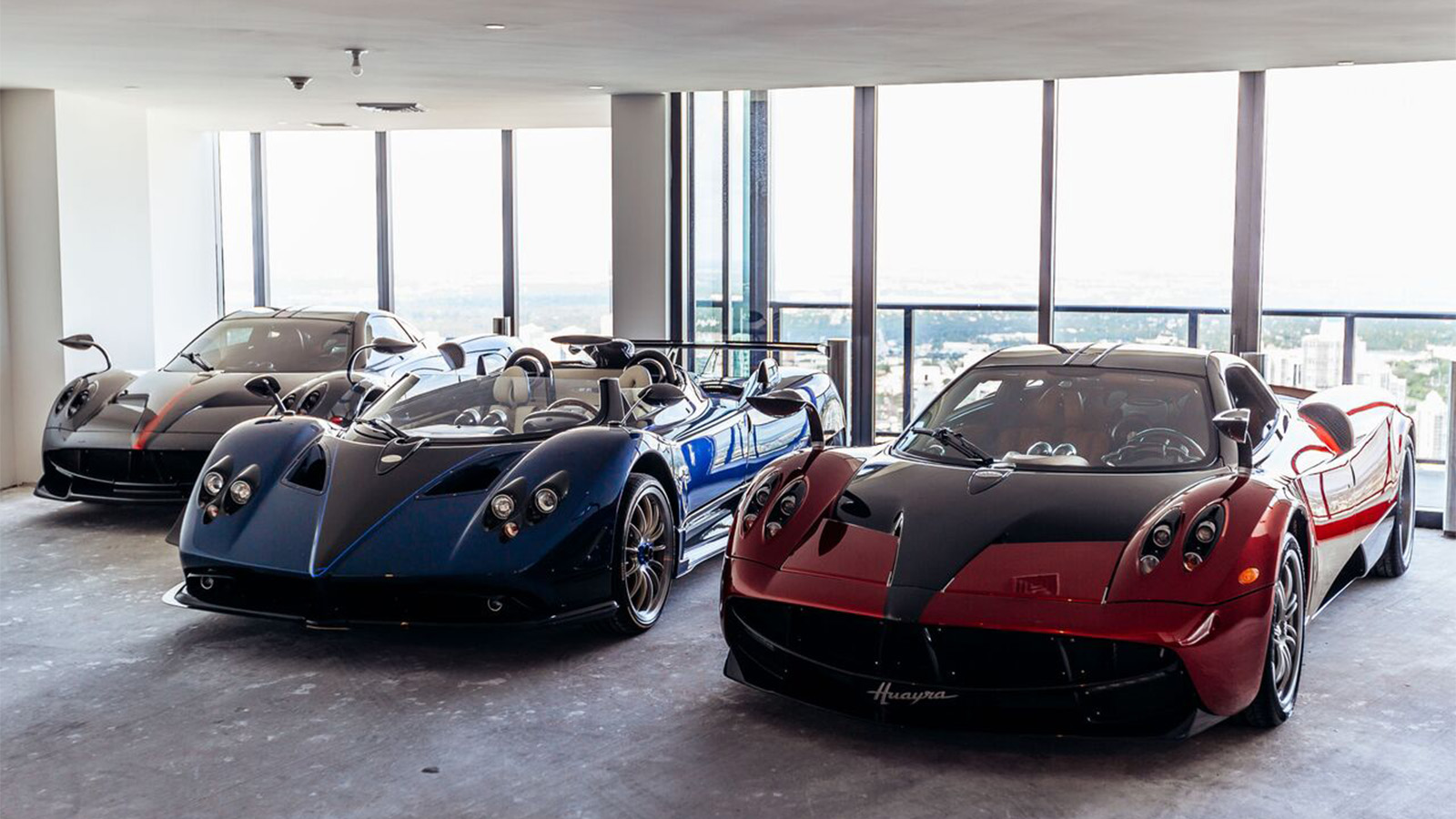 Inside The Luxury Condos That Turn Supercars Into Main Event Cnn Style