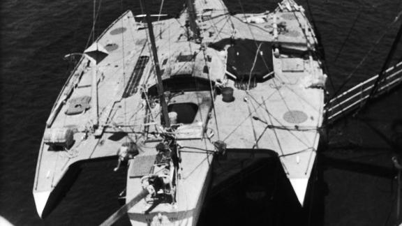 By July 1969, some 240 days after he set off from the British coast, Crowhurst