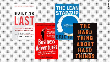 dfdb5687c Best business books for entrepreneurs  What tech innovators and CEOs ...