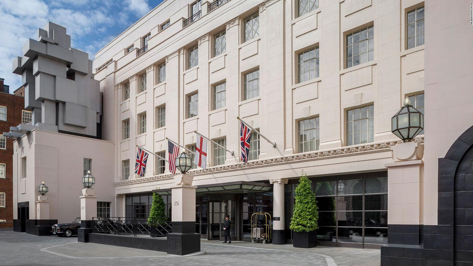 8 Best Luxury Hotels In London According To Lti Cnn Travel