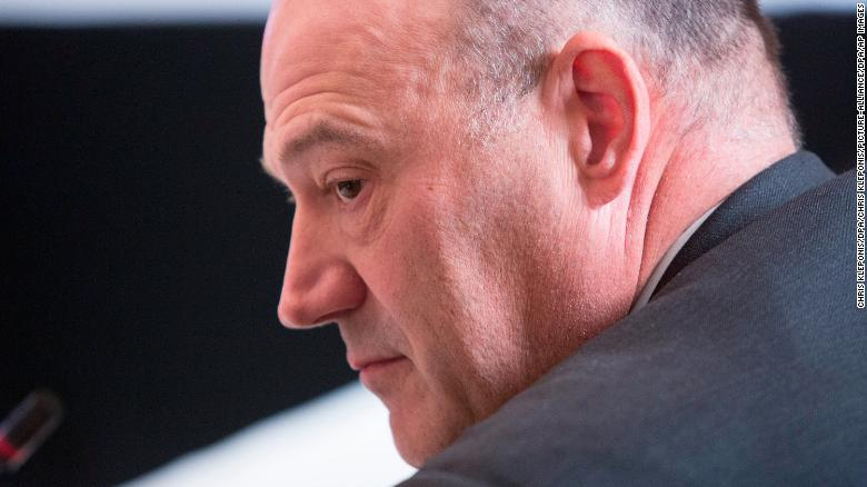 Why is Wall Street worried about Gary Cohn's exit?