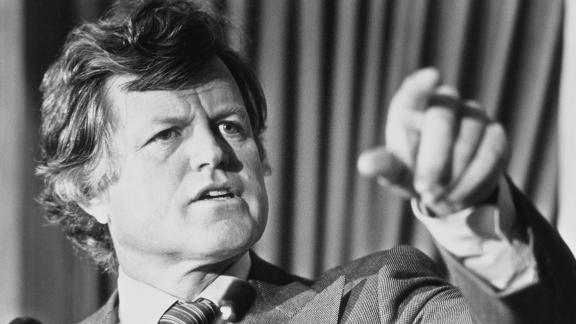 "Ted Kennedy wondered if his family fell victim to an ""awful curse."""