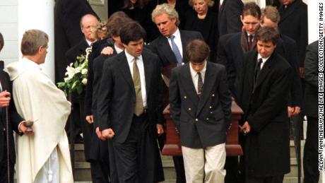 Inside the Kennedy family 'curse' - CNN