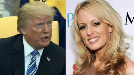 Stormy Daniels is suing Donald Trump