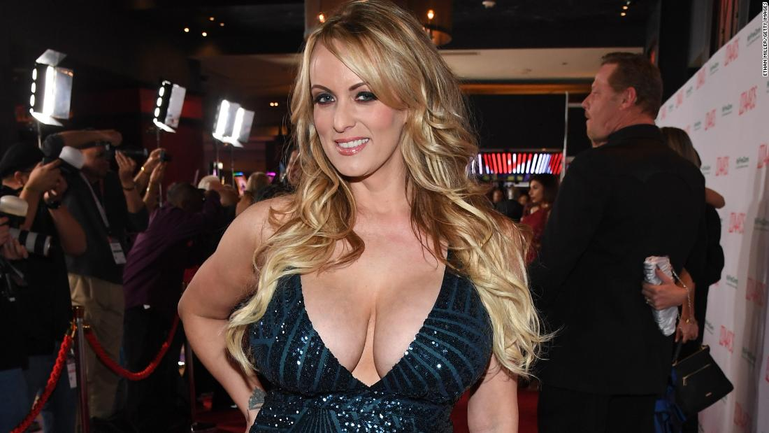 Stormy Daniels' attorney claims she was physically threatened