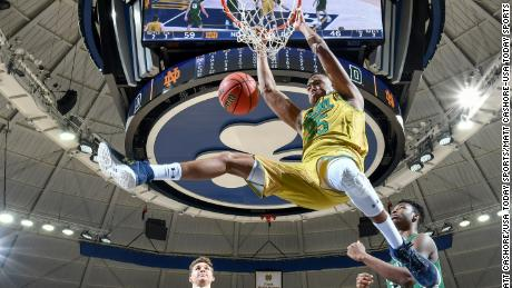Notre Dame and Bonzie Colson will likely need to impress in the ACC tournament to earn a NCAA tournament bid.