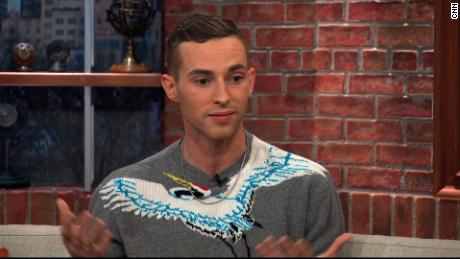 Adam Rippon says it's time to speak with Pence