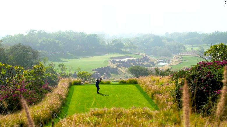 Golf in India: The growth of the game