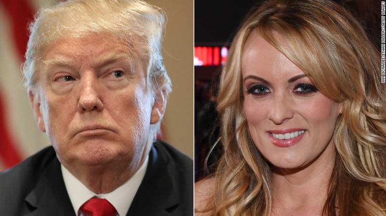 Daniels offers to return hush money to Trump