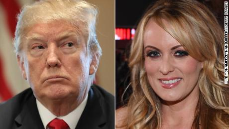 The White House says that Trump continues to reject the Stormy-Daniels affair
