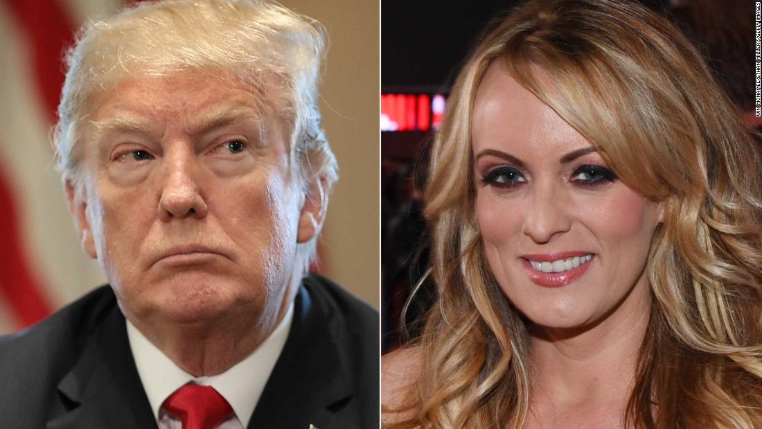 Stormy Daniels offers to return 'hush agreement' money to speak freely