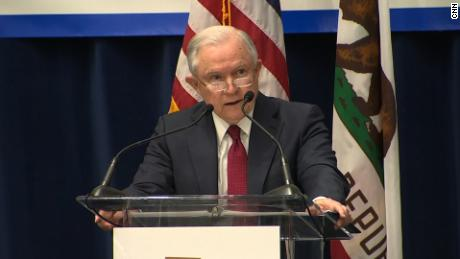 SESSIONS TO OAKLAND MAYOR: HOW DARE YOU -